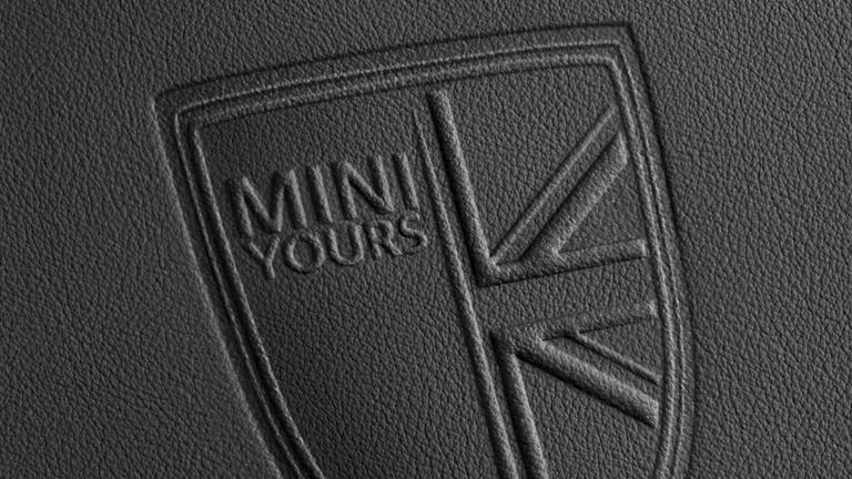 MINI YOURS CUSTOMISATION