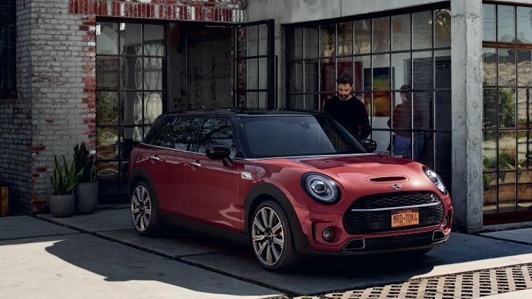 MINI Clubman – on the road in style