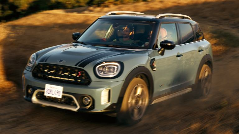 MINI SUV – ALL4 Optic – exterior styling package